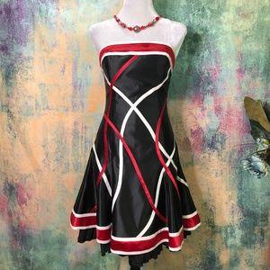 ❣️❣️Jessica McClintock Eye-Catcher Party Dress